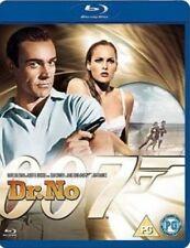 JAMES BOND JAGT DR. NO (Sean Connery) Blu-ray Disc NEU+OVP U.K.