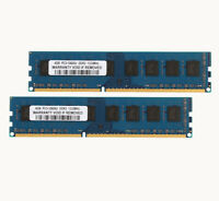 8GB 2X 4GB PC3-10600U DDR3 1333MHz Desktop For Dell Optiplex 780 790 390 580 990