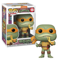 Teenage Mutant Ninja Turtles Michelangelo Pop! Vinyl Figure #18