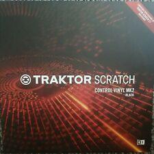 Traktor Scratch Vinyl Black