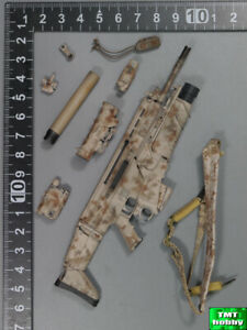 1:6 Scale Soldier Story SS106 Navy SEAL Tier 1 Voodoo - MK17 MOD0 Rifle Set