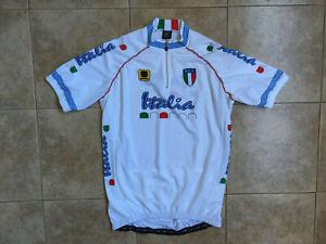 Vintage Sportful Italia Cycling Jersey Sz.XXL
