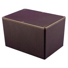 Hammond Diecast Aluminium Enclosure 1550 Black 171x121x105mm Project Case Box