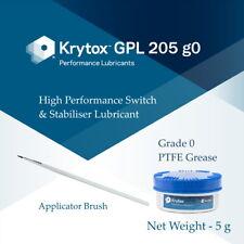 More details for krytox gpl 205 g0 linear switch & stabiliser grease 5g + brush