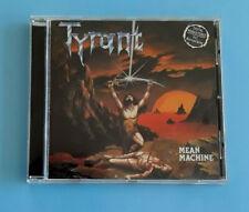 TYRANT - Mean Machine - CD ( 3 Bonustracks / 2001 )