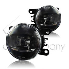 For 16-19 Nissan Titan Replacement CREE LED Fog Lamps Bumper Lights - Clear