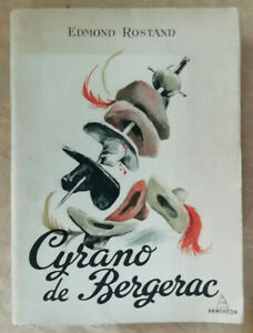 Cyrano de Bergerac E ROSTAND & A GALLAND éd Panthéon 1967 n° 162