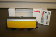 Märklin  H0 4415  SOMO  Kühlwagen gelb ohne Aufdruck  OVP/unbespielt