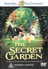 The Secret Garden Region 4 DVD