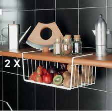 Almacenamiento de cocina baño