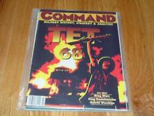 XTR Command Magazine 1992: TET 68 Vietnam War - Magazine & Game #18 (UNPUNCHED)