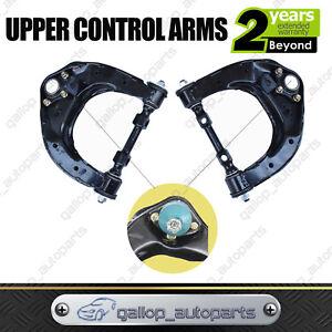 FOR MITSUBISHI TRITON MK 4WD FRONT UPPER CONTROL ARM ARMS 10/1996~06/2006 LH+RH