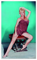 BRIGITTE BARDOT PHOTO POSTCARD 3