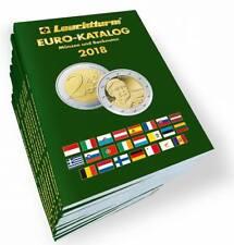 Leuchtturm Euro-Katalog Münzen und Banknoten 2018