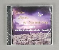 Psalms, Hymns & Spiritual Songs Live! Worship in Jerusalem with Roy Kendall (CD)