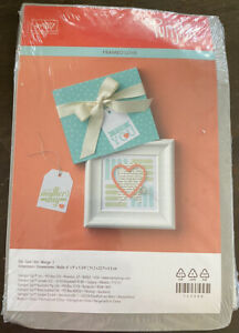 Stampin Up Paper Pumpkin Kit ~ FRAMED LOVE ~ Retired ~ REFILL Only