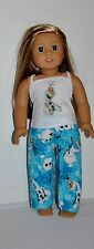 """AMERICAN MADE DOLL CLOTHES FOR 18 INCH GIRL DOLLS DRESS LOTOLAF & TANK PJS"""" ONLY"""