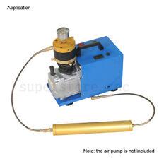 PCP Air Compressor 4500 PSI Oil Water Filter Diving Seperator 300Bar 30Mpa L350m