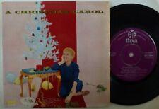 RARE & EX ~PETULA CLARK~CHRISTMAS CAROL~A1/B1~1958 NIXA (PYE) UK EP~SUPERB