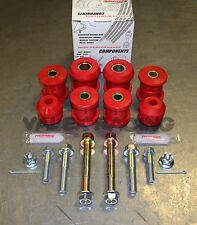 Prothane Front Lower Control Arm Bushings & Hardware Kit Civic Integra EG DC2