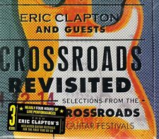 Eric Clapton and Guests - Crossroads Revisited Concerts 3 CD Set Brand New