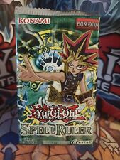 More details for yu-gi-oh! spell ruler booster pack - brand new - factory sealed