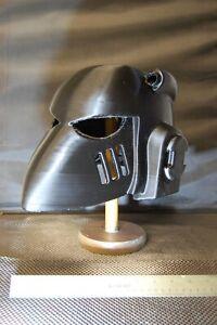 Space Marine MkVI (Mk6) Corvus (Beaky) Helmet 40K Cosplay