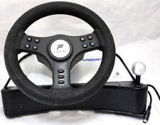 Fanatec Speedster 2 SLEH-0002 Racing Steering Wheel for Playstation 2/PS2