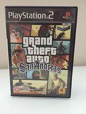 Grand Theft Auto: San Andreas (Sony PlayStation 2, 2005)