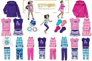 NWT Gymboree Gymgo Active Girl U-Pick Size:7/8