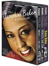 Josephine Baker - The Josephine Baker Collection [New DVD] Black & White, Subtit