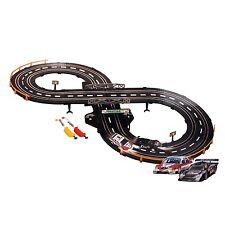 Auto Rennbahn FURIOUS RACER Hot Racing 232cm Komplettset Rennstrecke Spielbahn