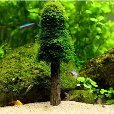 Christmas Tree Moss Holder Aquarium Decoration (Moss or Seed not included)
