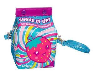 SMIGGLE Girls Shoulder Bag, Gumball Milk Carton Kindergarten / Pre School $39.95