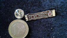 FUßBALL Pin Badge FC ST. PAULI SCHAAL