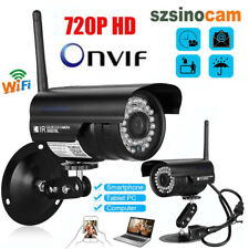 Wireless 720P HD WIFI IP Network Camera CCTV WLAN Outdoor Security IR Night P2P