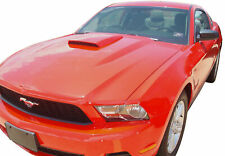 Factory Style Painted Hood Scoop Fits 2005 2014 Ford Mustang Fits Mustang