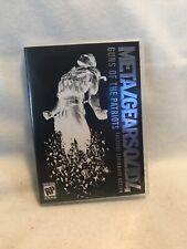 Metal Gear Solid 4 Guns of The Patriots Metal Gear Saga Vol. 2 DVD Video Game