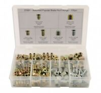Connect Assorted Popular Brake Nut Fittings Box of 135 - 31881