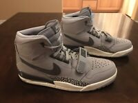 New Nike Air Jordan Legacy 312 Grey Sneaker Shoes Size US 7