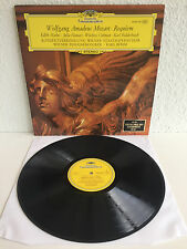 Karl Böhm-Mozart: requiem | phonographe | Near MINT/vg + | cleaned vinyl LP
