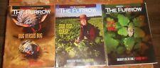3-lot jan.-mar. 2013 the furrow john deere magazines in good shape used