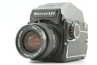 Read! 【EXC++++】 MAMIYA M645, Sekor C 55mm f2.8 N , Prism Finder from JAPAN