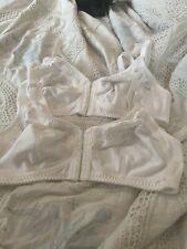 Neuf Ex m/&s riche coton rembourré soutien-gorge baleiné balconnet T-Shirt Soutien-gorge tailles 34 B-D