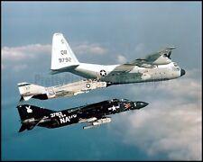 USN F-4 Phantom VX-4 Evaluators KC-130 VMGR-352 1970's 8x10 Aircraft Photos