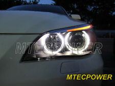 MTEC V3 CREE LED Angel Eye Bulbs BMW E60 540 545 550 M5