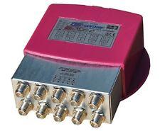 DiseqC Schalter 8/1 EMP Profi Class Wetterschutz 8x1  DiseqC Protokoll 1.0 1.1