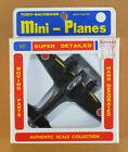 Tomy-Bachmann Mini-Planes Model Airplane 1970s •#50 Kugisho P1Y1 Ginga Bomber