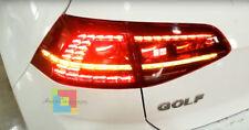 VW GOLF 7 VII DAL 2012 IN POI COPPIA FARI POSTERIORI FRECCIA LED DESIGN GTI .-