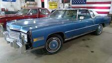 71-78 Cadillac Eldorado Passenger Right Front Power Window Regulator/Motor OEM